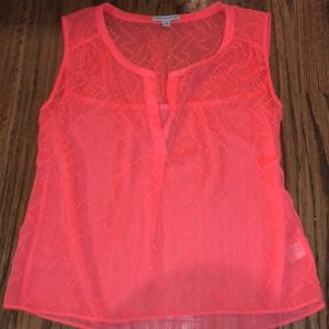 2 for $25❣️Coral AE Outfitters Blouse/Tunic
